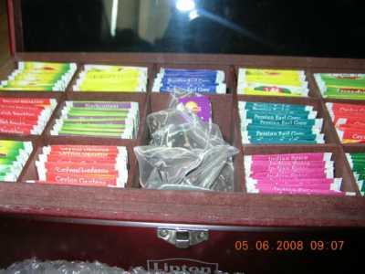 Oryginalne Pudełko Lipton!Wszystkie smaki herbaty