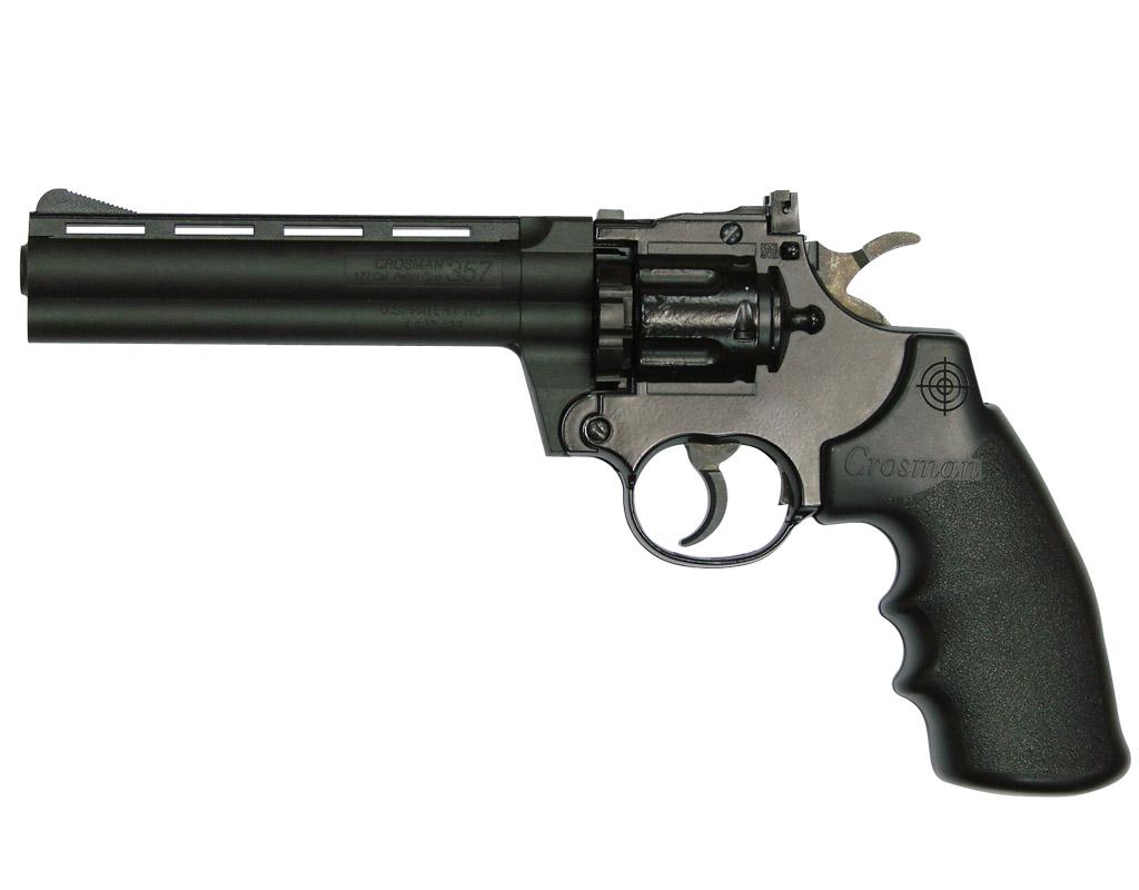 Wiatrówka-rewolwer Crosman 3576 4,5 mm