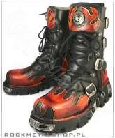 NewRock Reactor Boots