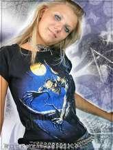 Koszulka dziewczęca IRON MAIDEN - Fear of the Dark