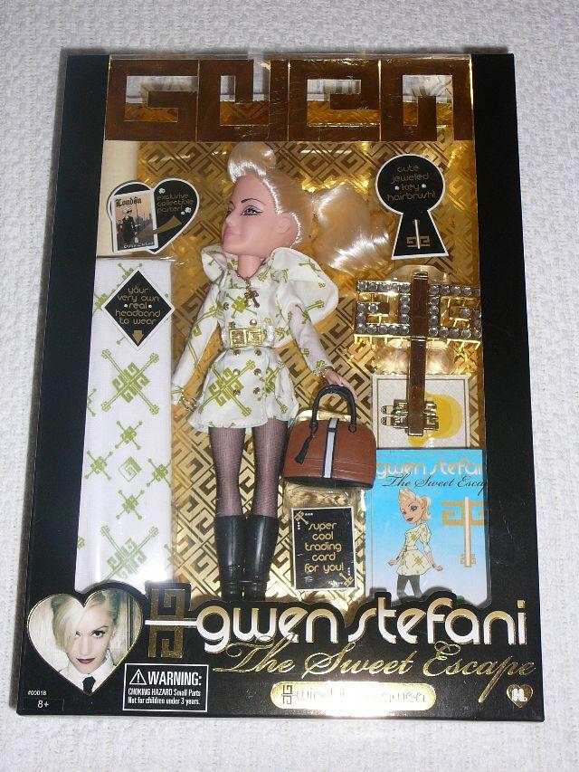 Gwen Stefani The Sweet Escape Doll
