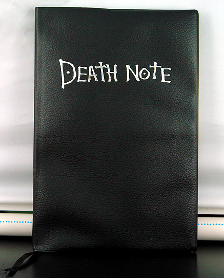 Notatnik Death Note ^.^