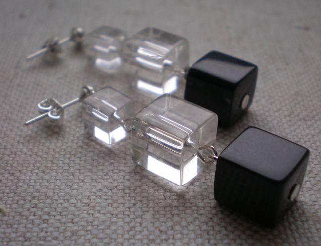 Kolczyki kostki