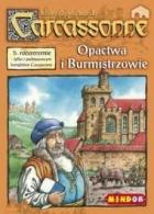 Carcassonne - Opactwa i Burmistrzowie