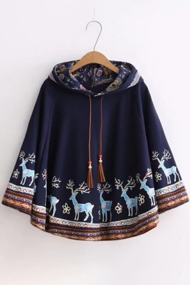 https://www.takeluckhome.com/pop-deer-floral-printed-tasseled-drawstring-hooded-batwing-sleeves-cape-p-292686.html