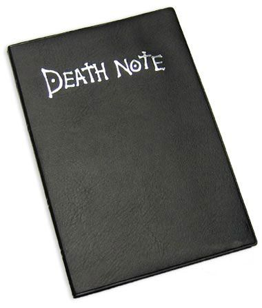 Notes Death Note + Pióro
