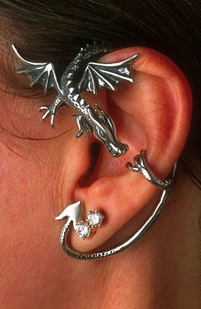 Guardian Dragon Ear Wrap