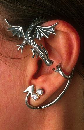 Guardian Dragon Ear Wrap