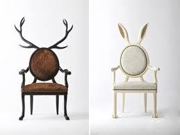 Kpryśne krzesła (hybrid chair) Merve Kahraman