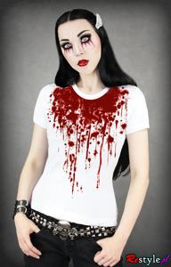 Krwawa koszulka