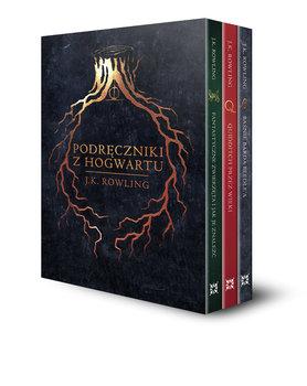 Ksiazki- Harry Potter- podręczniki Hogwartu