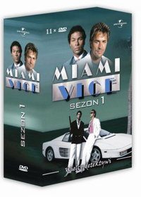Miami Vice - sezon 1