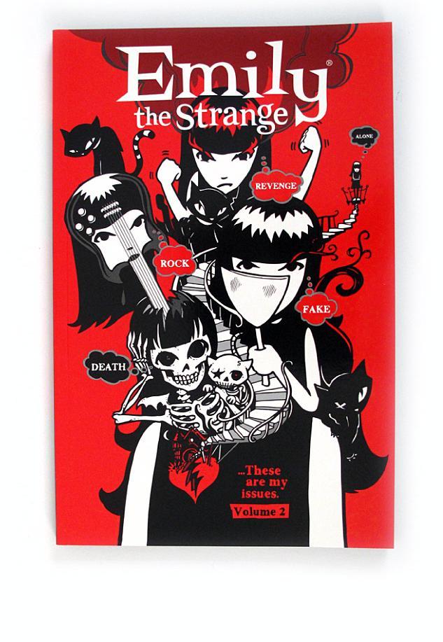 Emily The Strange Volume 2 Trade Paperback