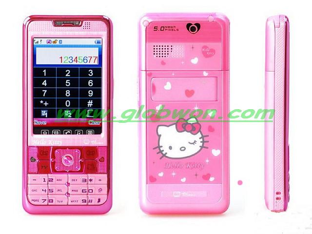 Telefon z Hello Kitty K3000