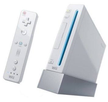 nintendo Wii - konsola
