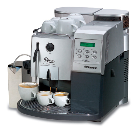 Ekspres do kawy Saeco Royal Cappuccino