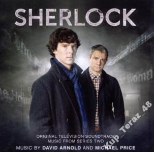 Sherlock- Series 2 - Soundtrack OST- CD P-ń