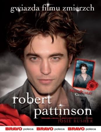 Książka Robert Pattinson