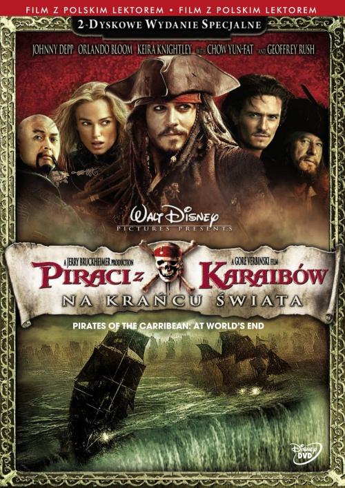 Piraci z Karaibów cz. III Na krańcu świata