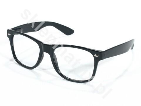 Okulary wayfarer