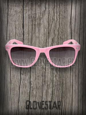 Okulary WAYFARER różowe