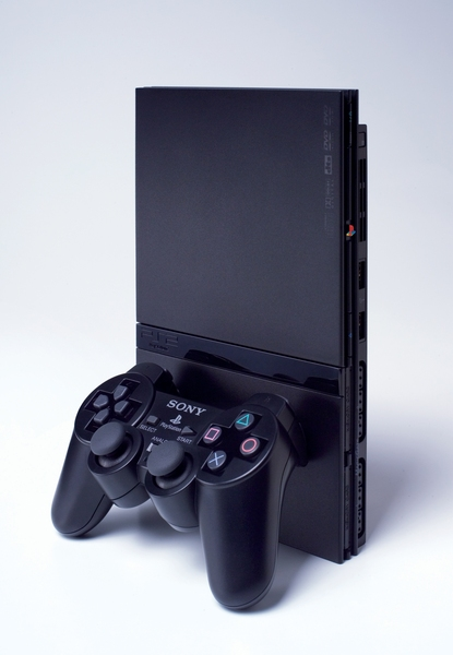 Konsola do gier: Sony PlayStation 2