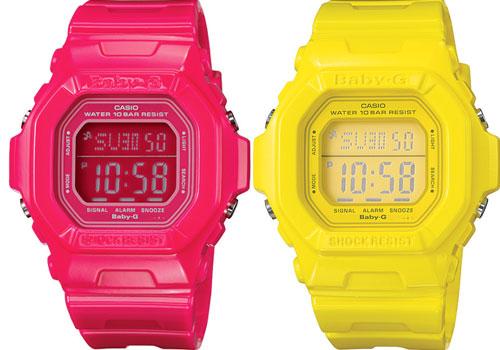 Zegarki różnej maści we wszelkich kolorach tęczy x3