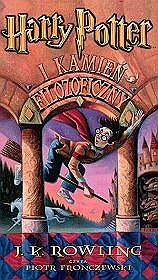 Harry Potter i Kamień Filozoficzny audio książka