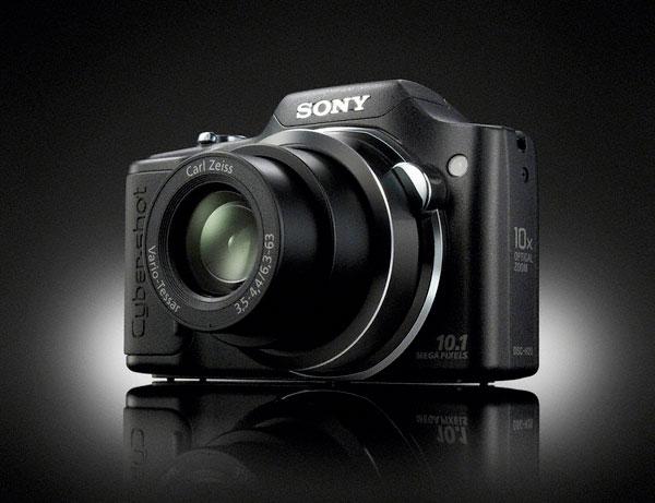 profesionalny aparat cyfrowy sony