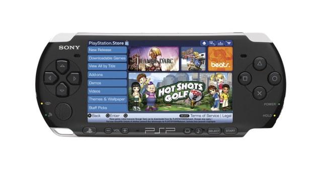 konsola PSP Sony