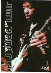 JIMI HENDRIX - Until We Meet Again - dvd