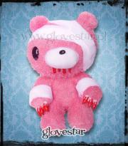 Misiak Gloomy Bear po przejściach