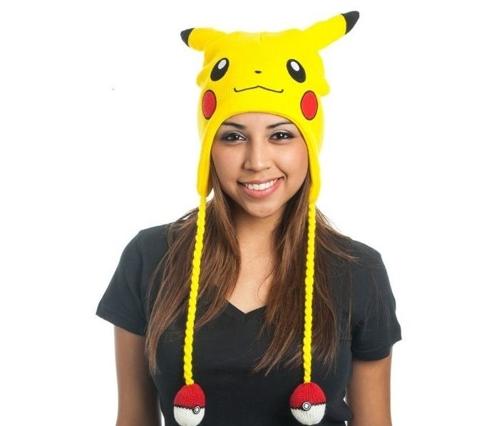 Czapka zimowa Pikachu