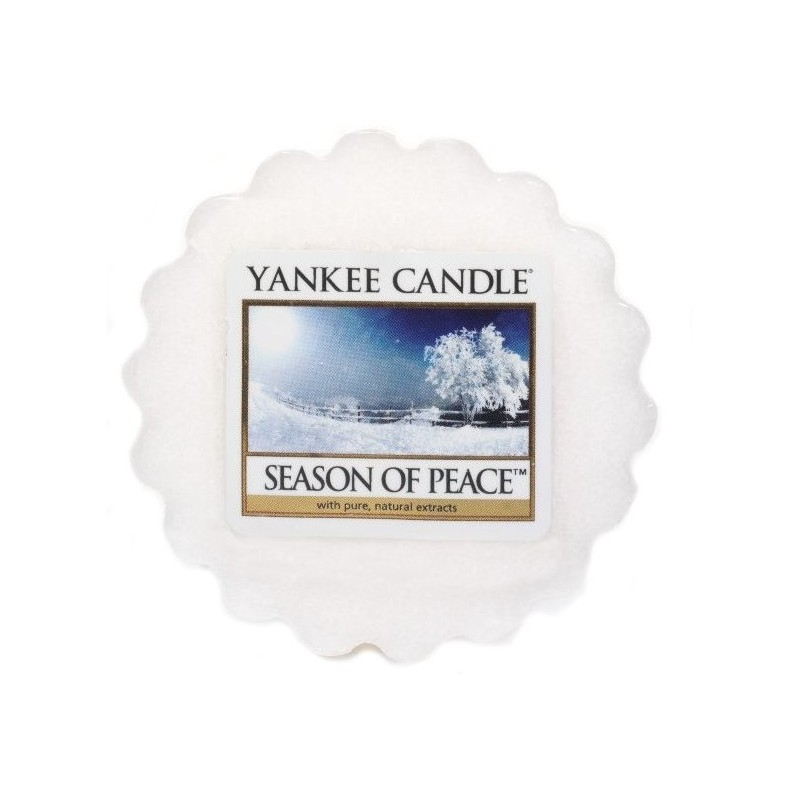 Woski Yankee Candle- Season  of Peace