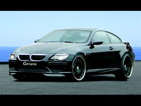 Bmw M6 Coupe. BMW M6 Coupe