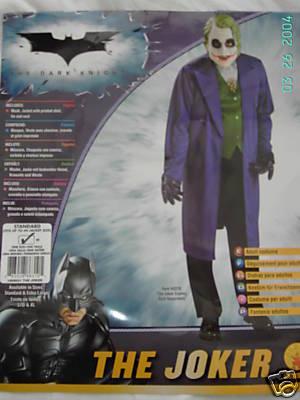 Kostium Jokera ;D