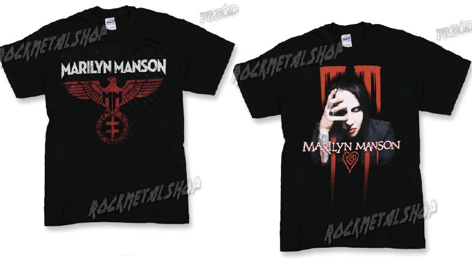 Koszulka z Mansona.