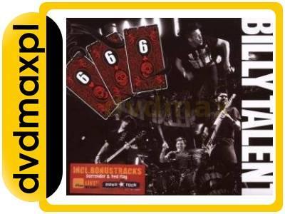 BILLY TALENT: 666 LIVE (DIGIPACK) CD+DVD