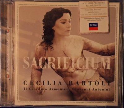 Sacrificium Cecilia Bartoli CD