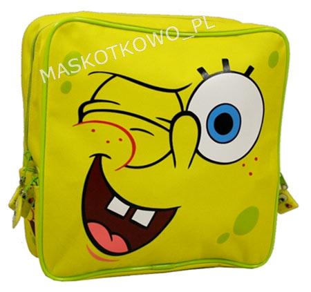 Plecak ze SpongeBobem