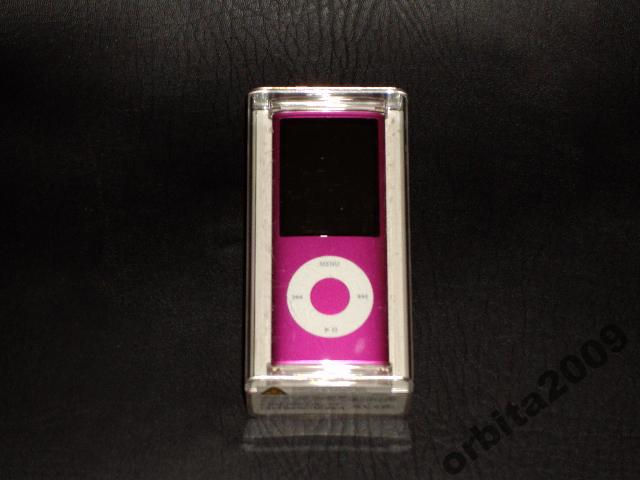Apple iPod Nano 4gen 16GB różowy