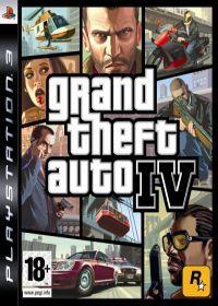 GTA 4 na PS3