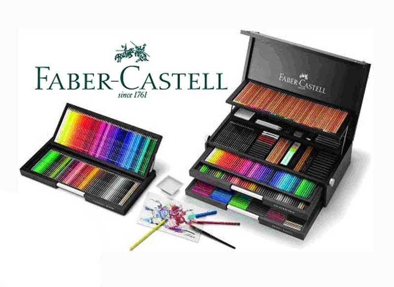 Jubileuszowa kaseta Art & Graphic Faber-Castell