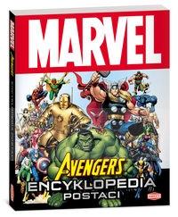 Marvel Avengers Encyklopedia Postaci