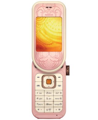 Nokia 7360 różowa