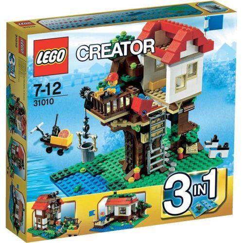 Lego Creator 31010 Domek na drzewie