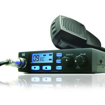 Radio CB + antena