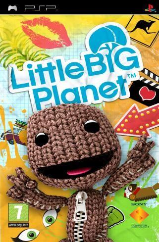 Gra Little Big Planet PSP