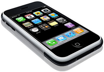 Apple iPhone 3G 8GB (czarny)