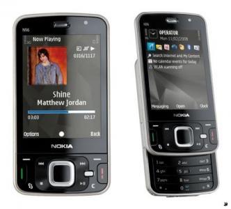 Nokia N96 od kobiety bardzo tanio!!!!! (689665612) - Aukcje internetowe Allegro